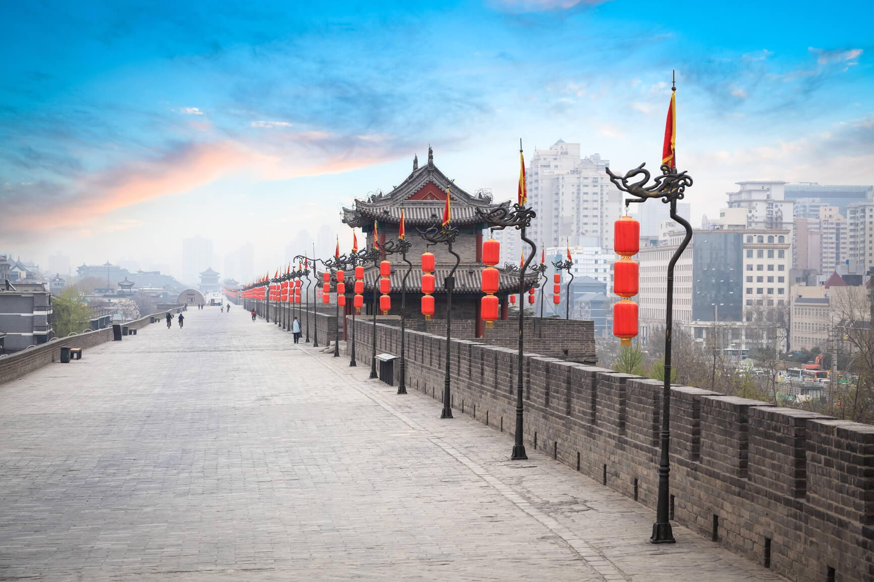 Chicago to Xi'an, China for only $504 roundtrip