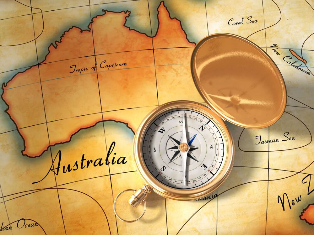 London, UK to Australian cities from only £575 roundtrip