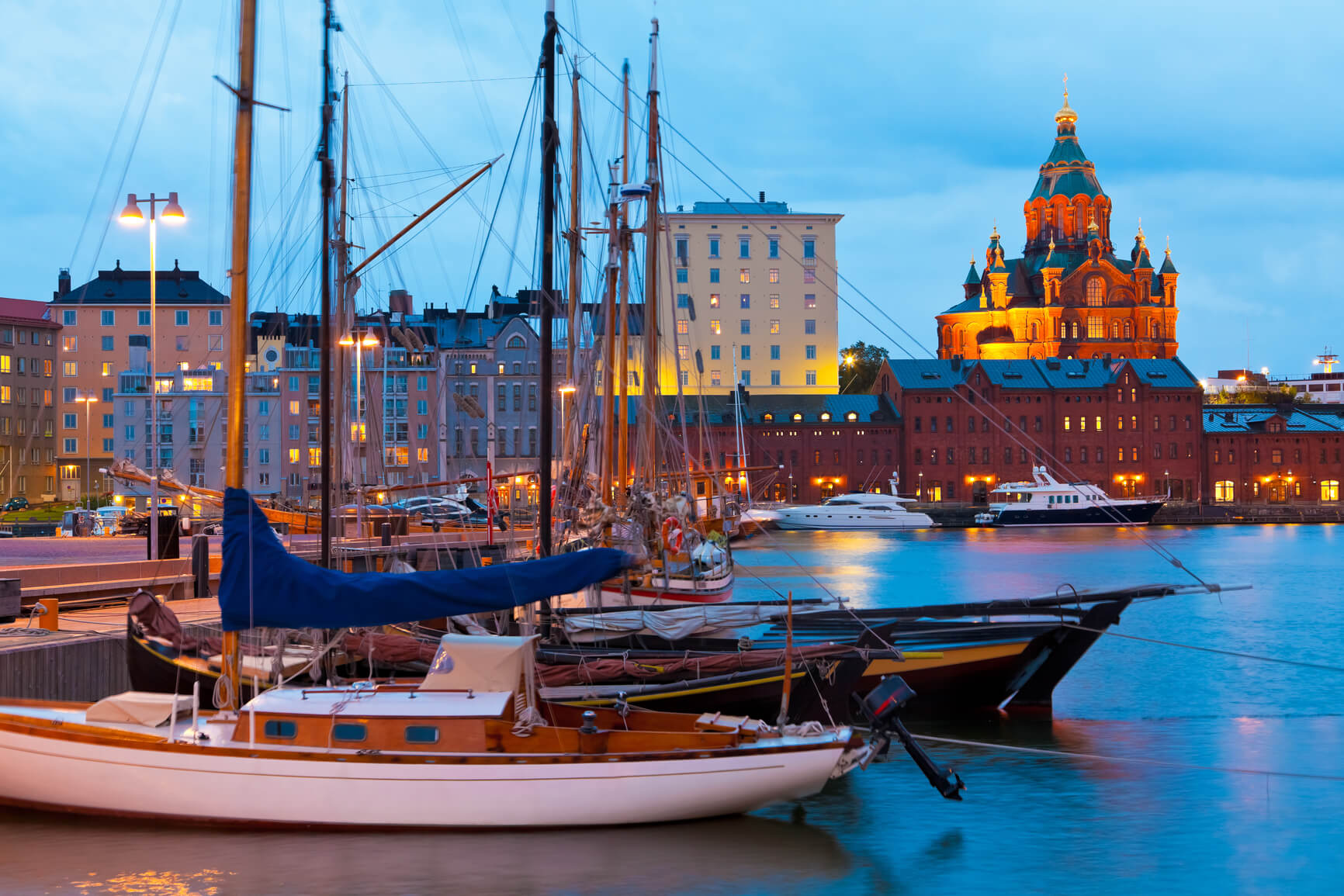 Los Angeles to Helsinki, Finland for only $431 roundtrip