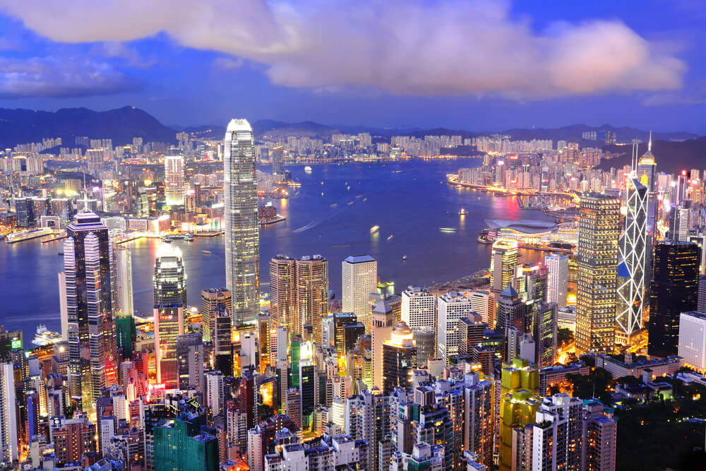 SUMMER: Phoenix, Arizona to Hong Kong for only $348 roundtrip (Jul-Feb dates)