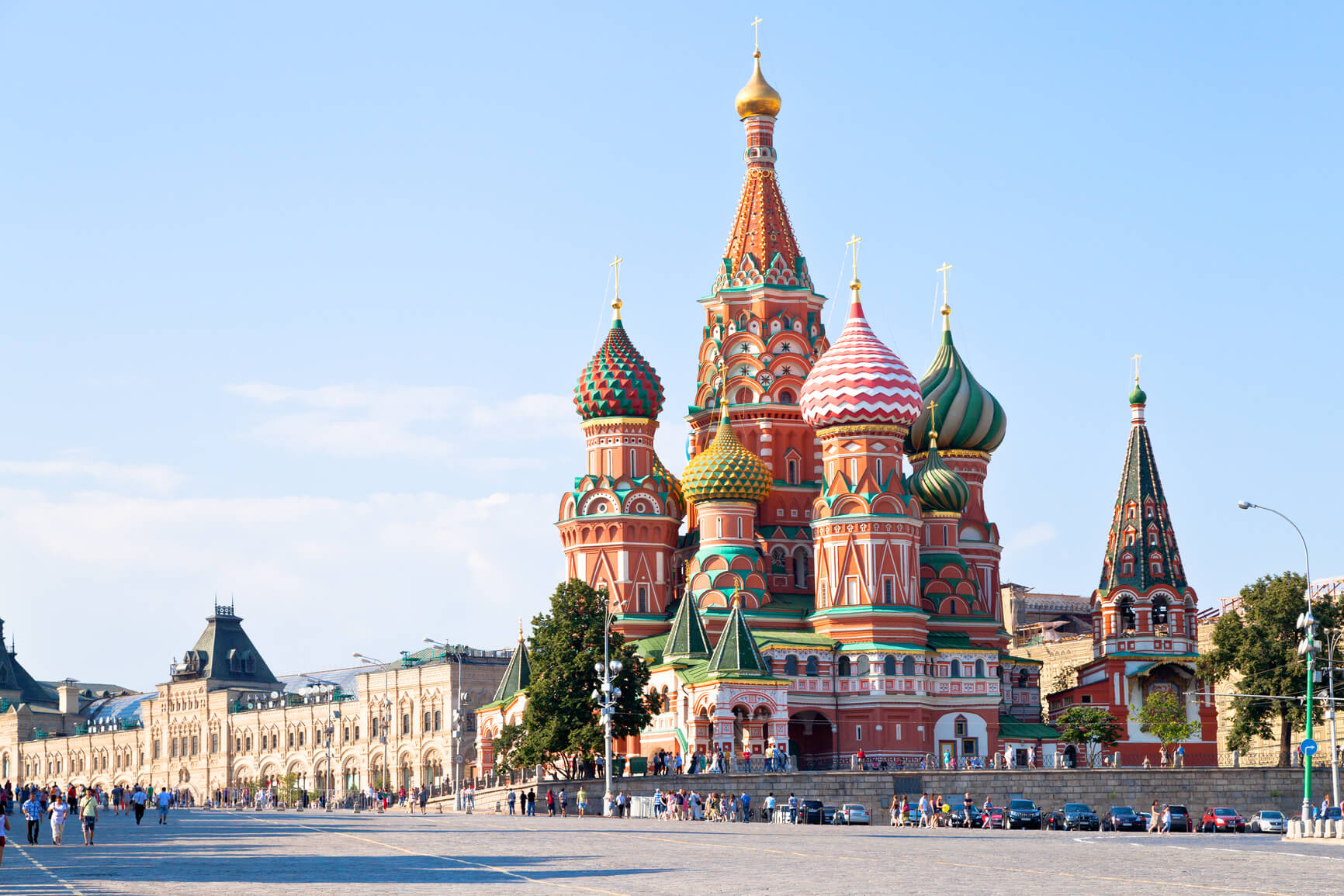 Non-stop from Samarkand, Uzbekistan to Moscow, Russia for only $276 roundtrip