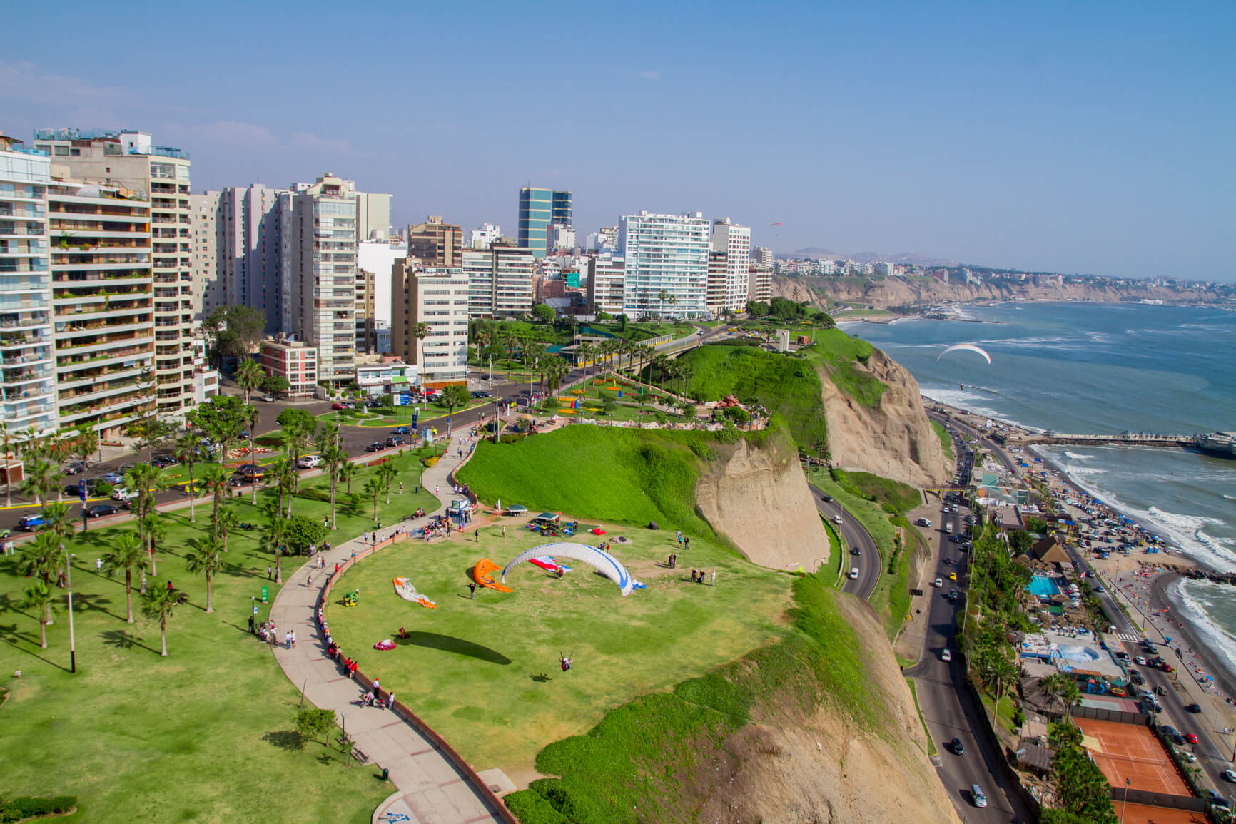 SUMMER: Jacksonville, Florida to Lima, Peru for only $363 roundtrip (Jul-Sep dates)