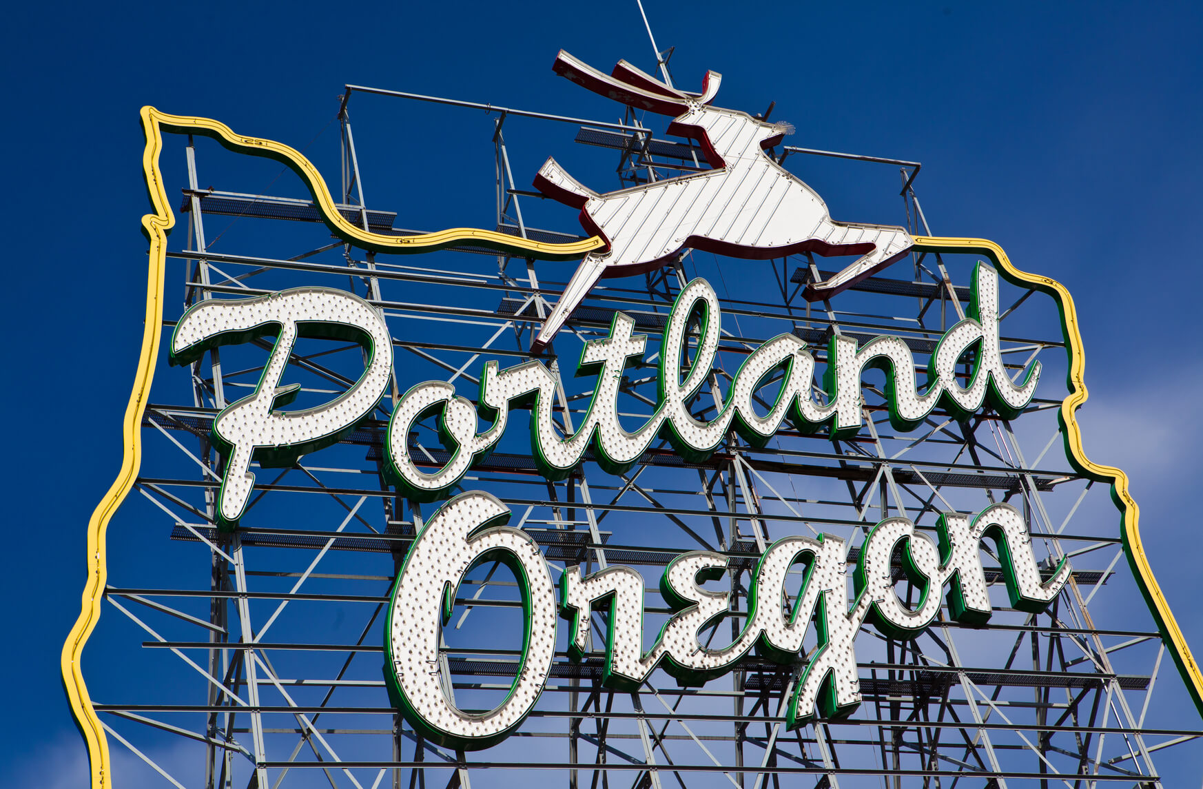 Inverness, Scotland to Portland, Oregon for only £229 roundtrip
