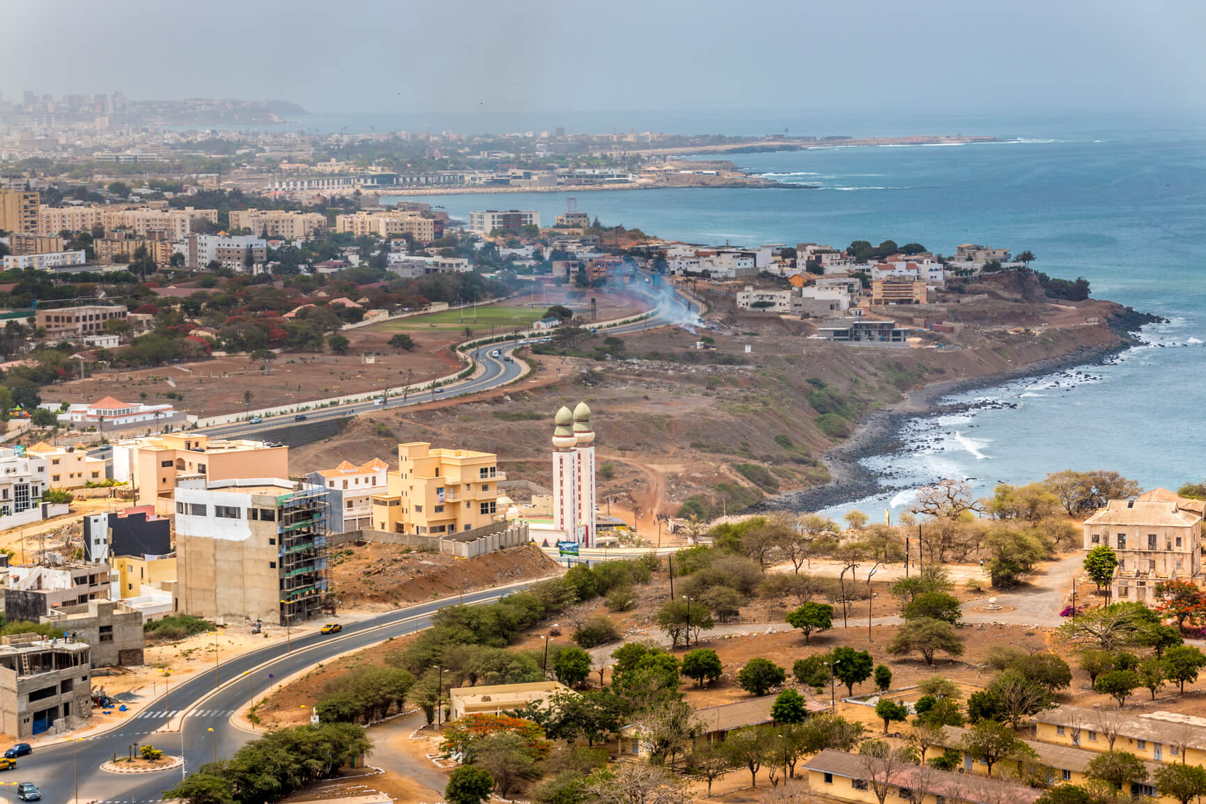 Dublin, Ireland to Dakar, Senegal for only €359 roundtrip (Oct-Dec dates)