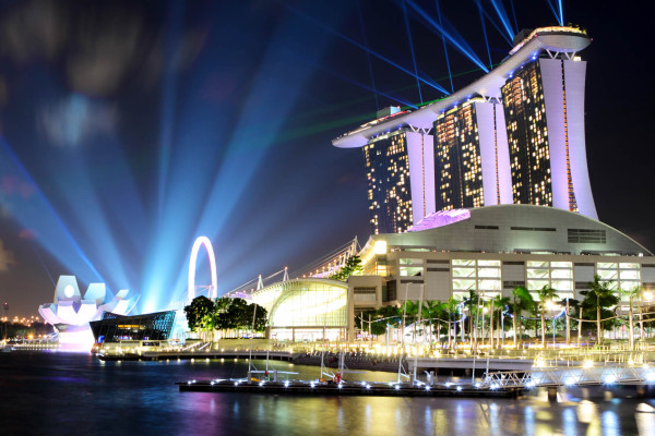 Australian cities to Singapore from only $218 AUD roundtrip