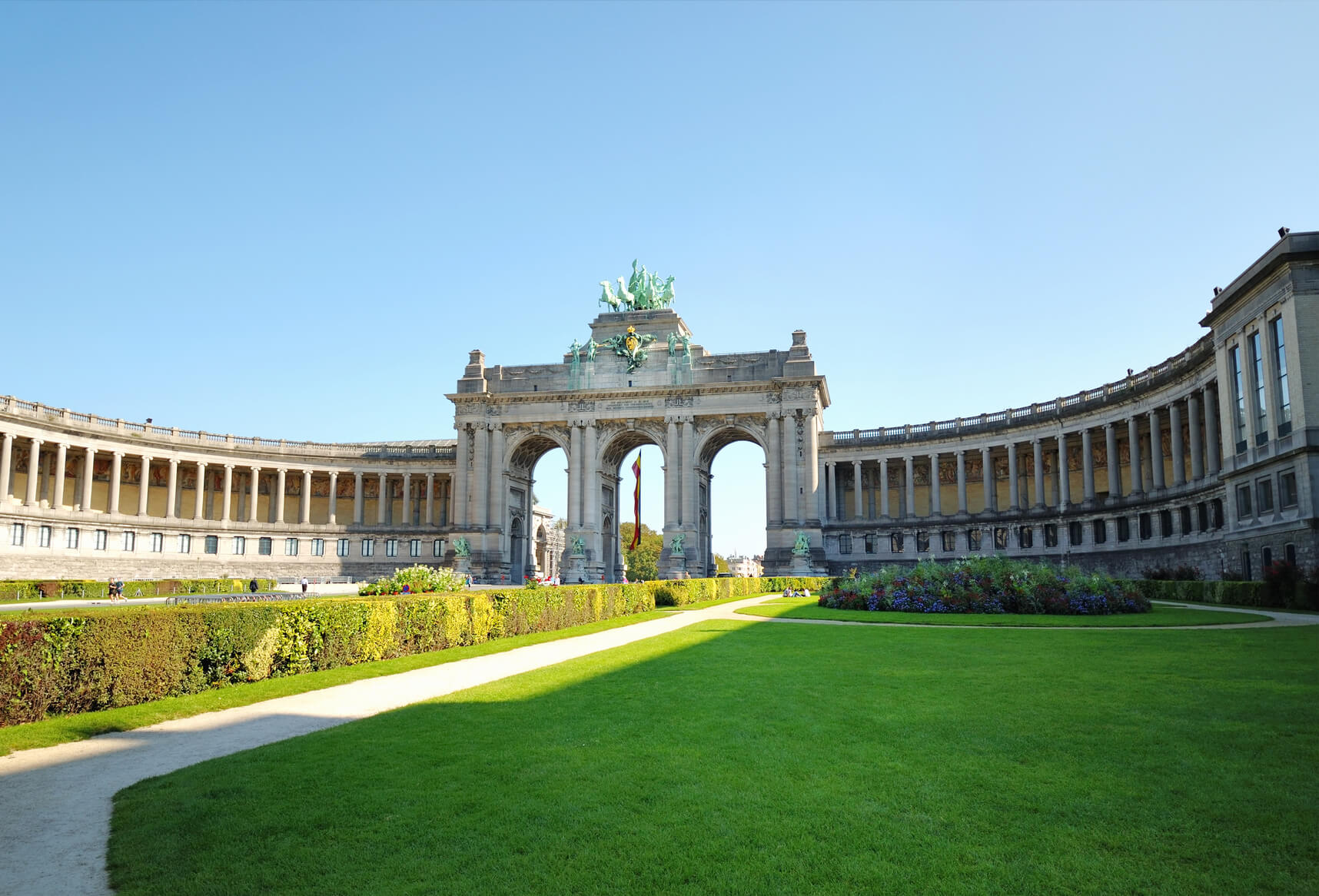 Toronto, Canada to Brussels, Belgium for only $580 CAD roundtrip