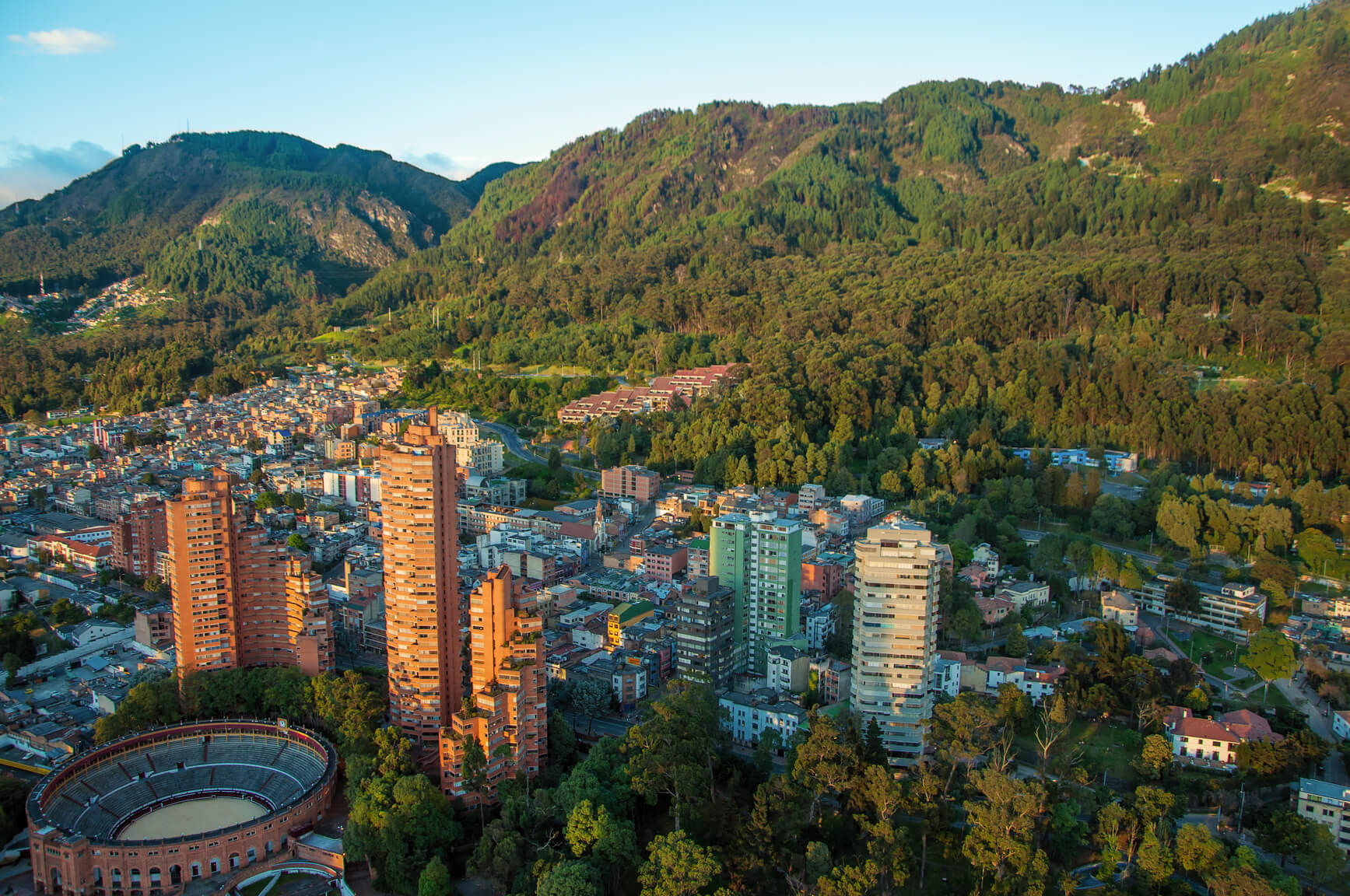 HOT!! Montreal, Canada to Bogota, Colombia for only $286 CAD roundtrip