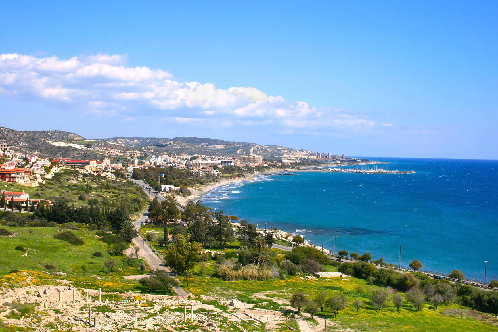 New York to Larnaca, Cyprus for only $467 roundtrip