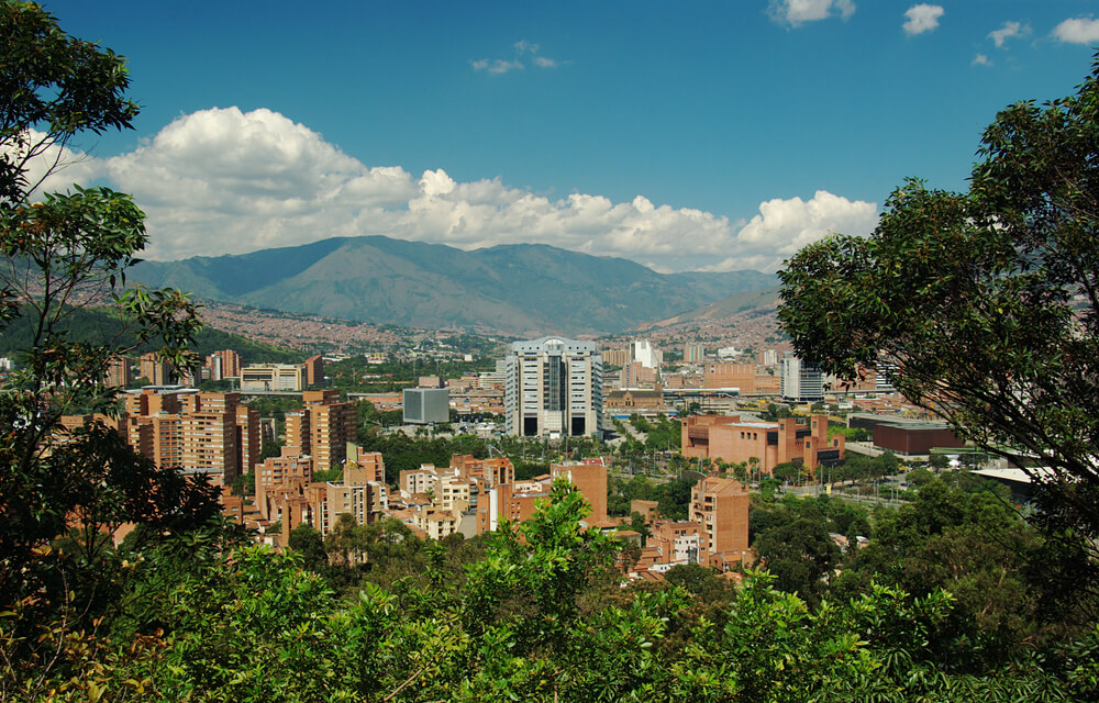 SUMMER: Atlanta to Medellin, Colombia for only $369 roundtrip (Feb-Sep dates)