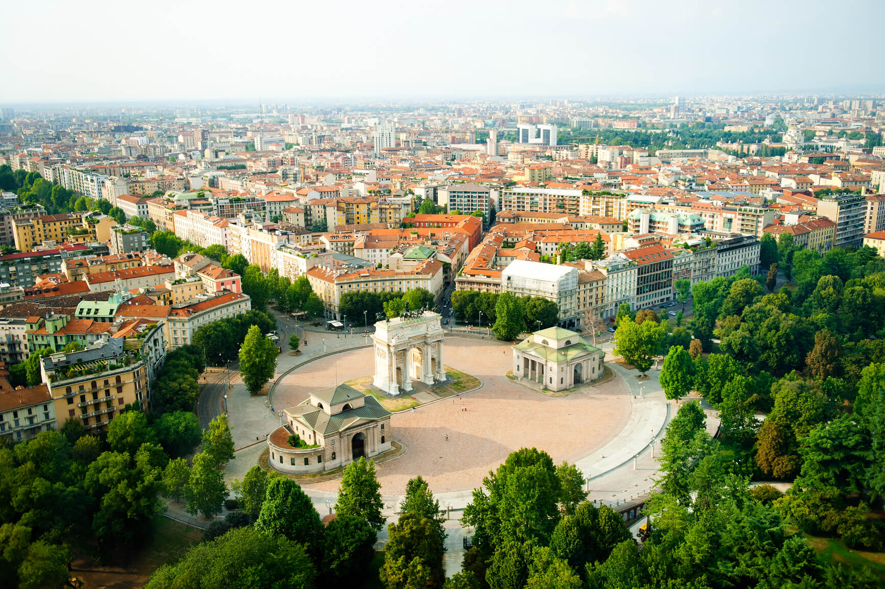 Lagos, Nigeria to Milan, Italy for only $406 USD roundtrip