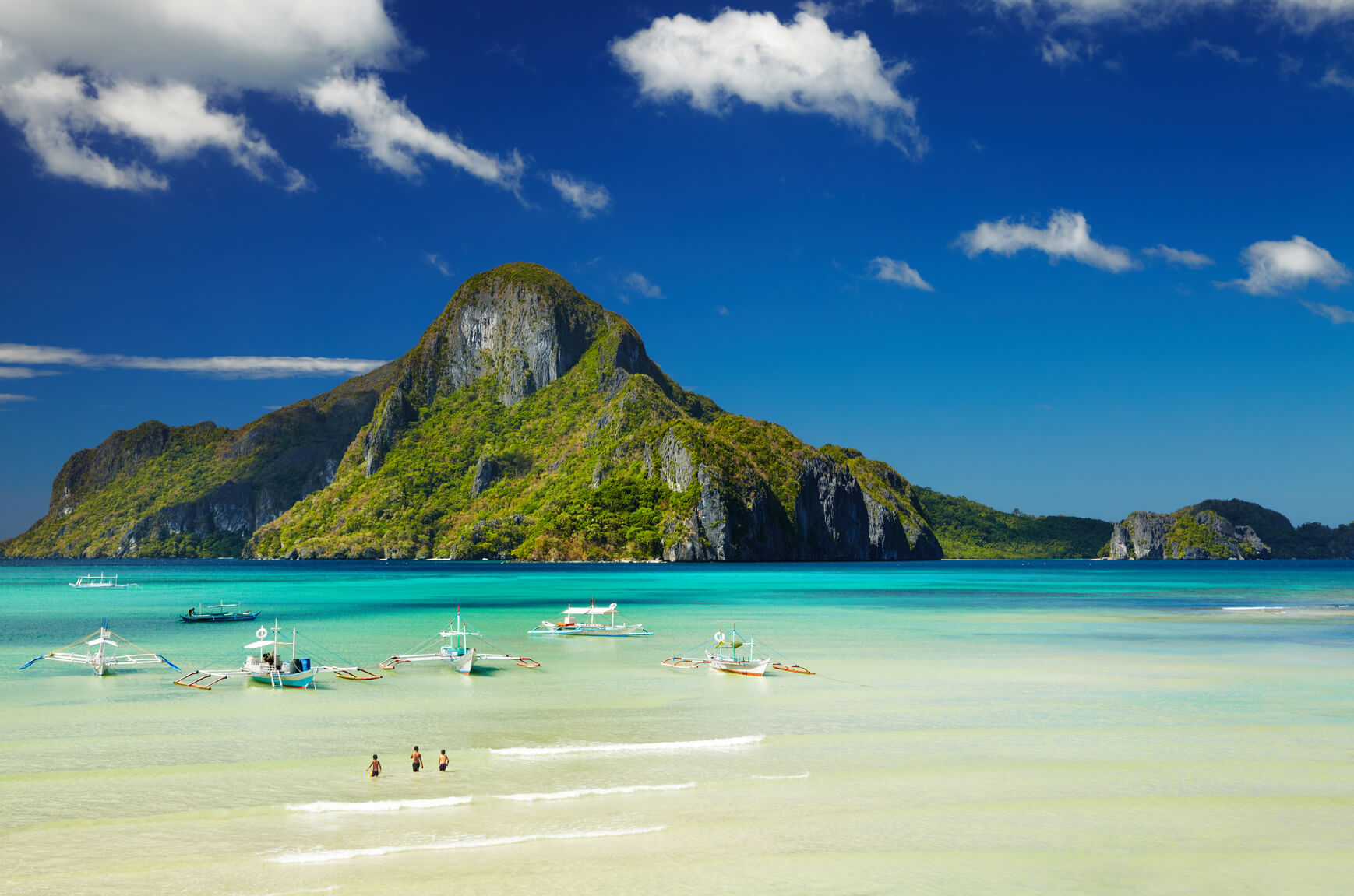 New York to Manila, Philippines for only $507 roundtrip (Aug-Dec dates)