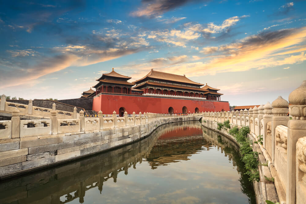 London, UK to Beijing, China for only £305 roundtrip