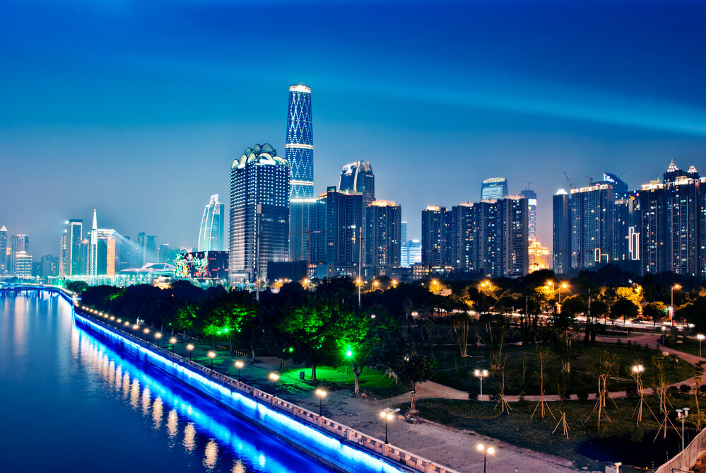 Seattle to Guangzhou, China for only $470 roundtrip