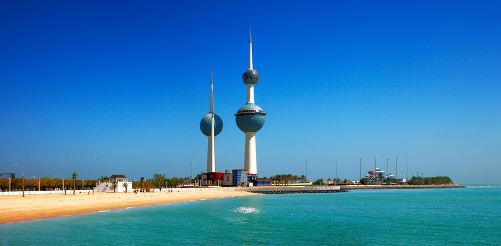 Washington DC to Kuwait City, Kuwait for only $558 roundtrip (Aug-Mar dates)
