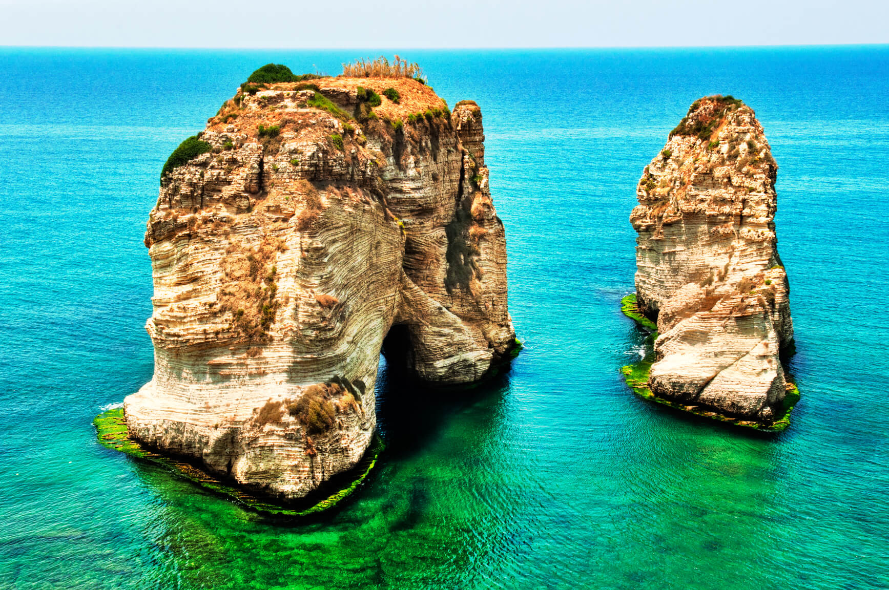 Denver, Colorado to Beirut, Lebanon for only $642 roundtrip