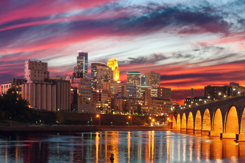 Non-stop from Phoenix, Arizona to Minneapolis (& vice versa) for only $127 roundtrip (Sep-Mar dates)