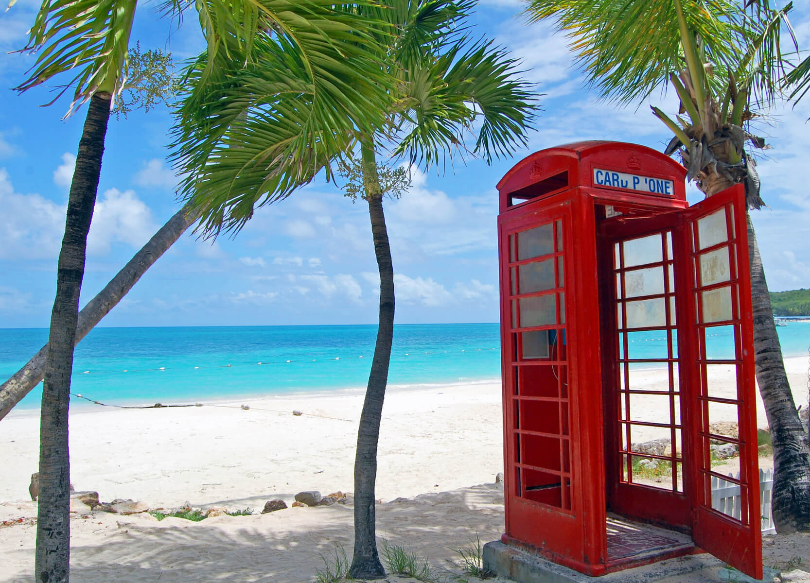 Non-stop from London, UK to Antigua and Barbuda for only £382 roundtrip (Sep-Mar dates)