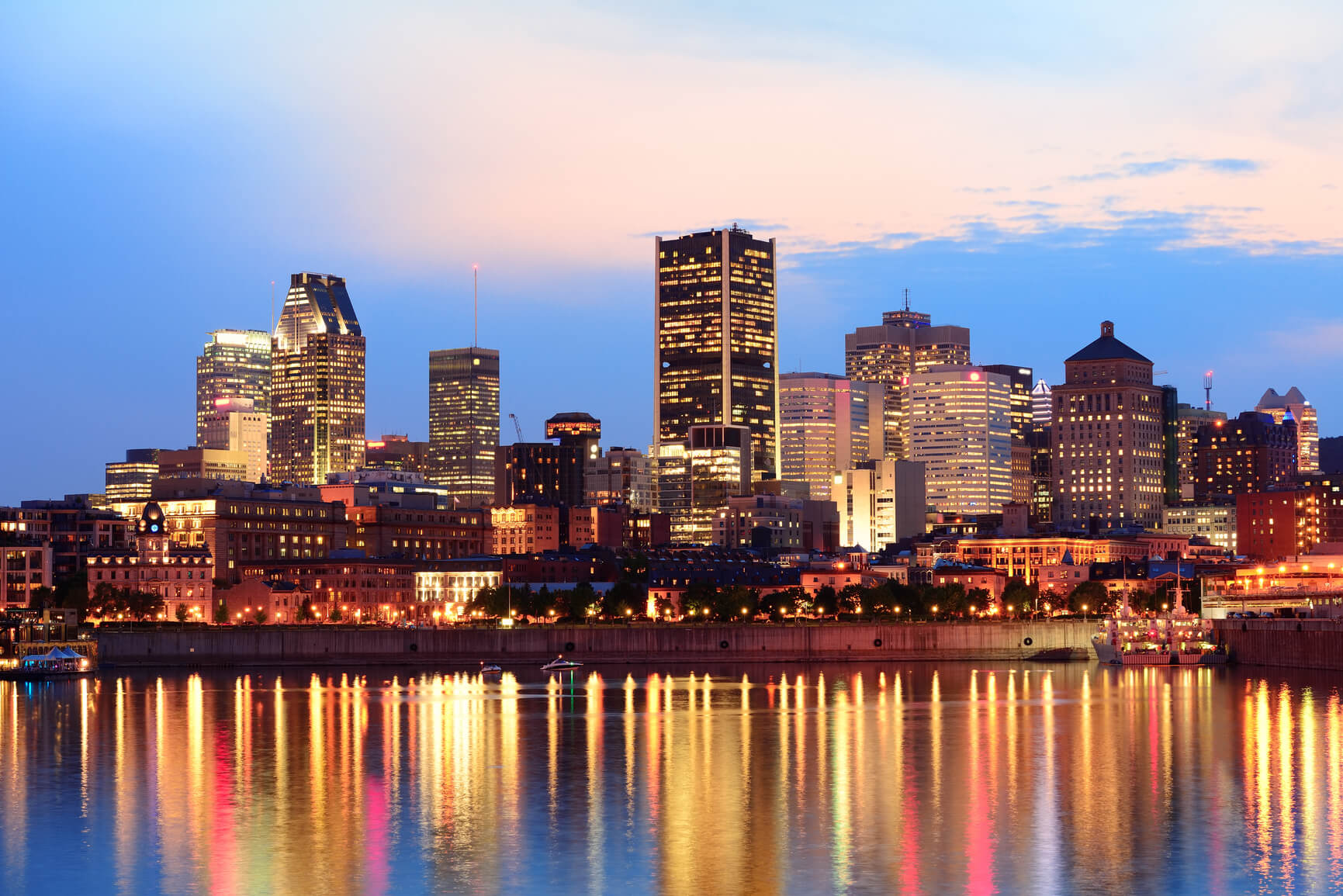 Seattle to Montreal, Canada for only $272 roundtrip (Jan-Apr dates)
