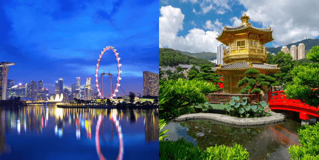 Flight deals from 1 trip...FlyfromLos Angeles to Singapore and Hong Kong   Secret Flying