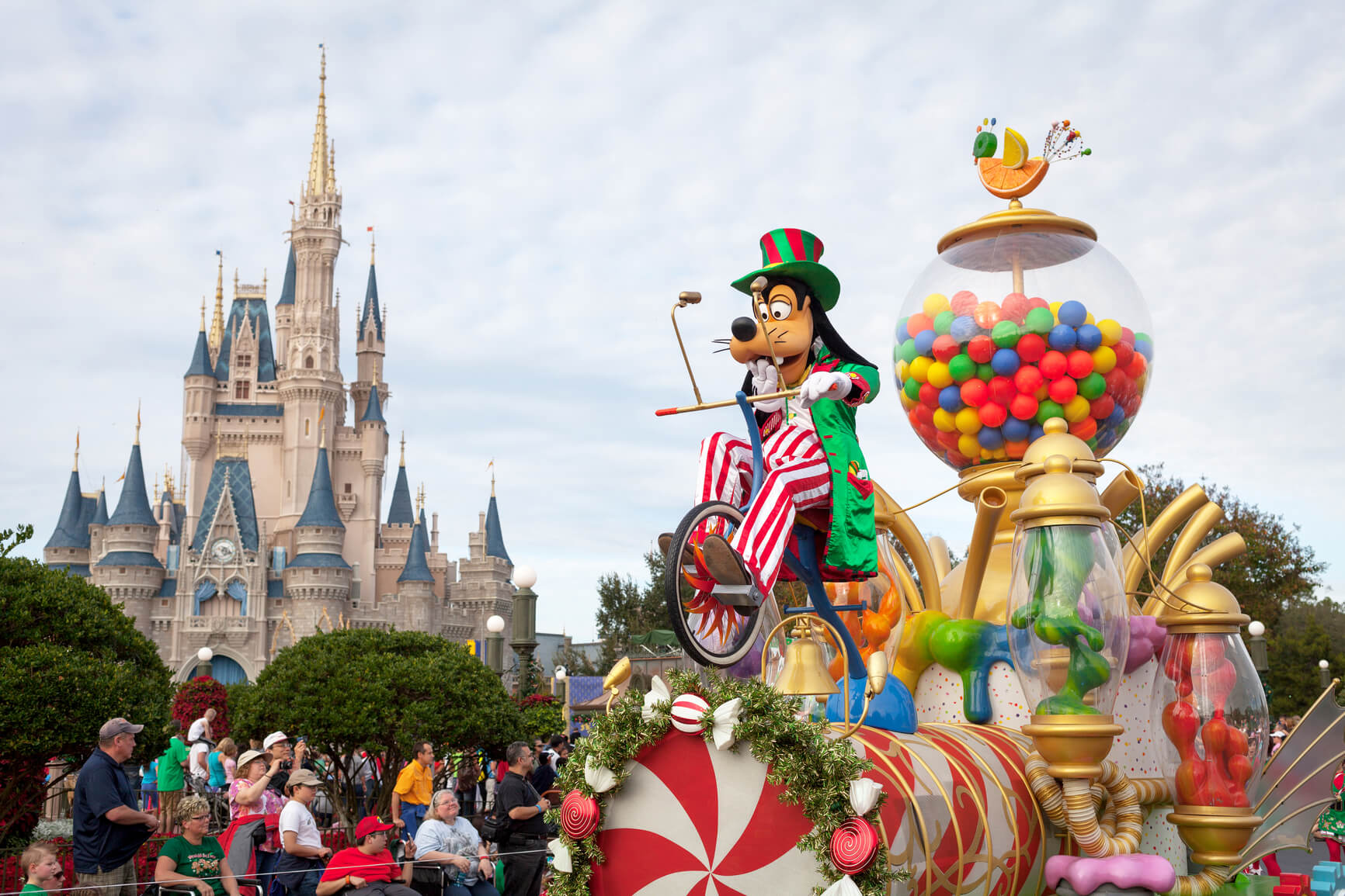 Non-stop from Los Angeles to Orlando, Florida (& vice versa) for only $196 roundtrip