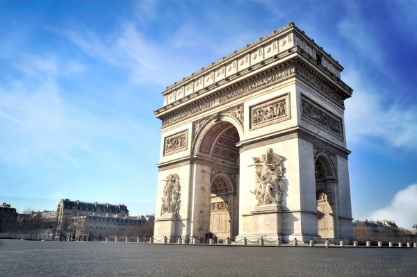 SUMMER: Houston, Texas to Paris, France for only $438 roundtrip