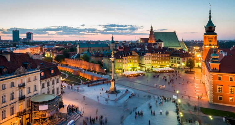 HOT!! Ho Chi Minh City, Vietnam to Warsaw, Poland for only