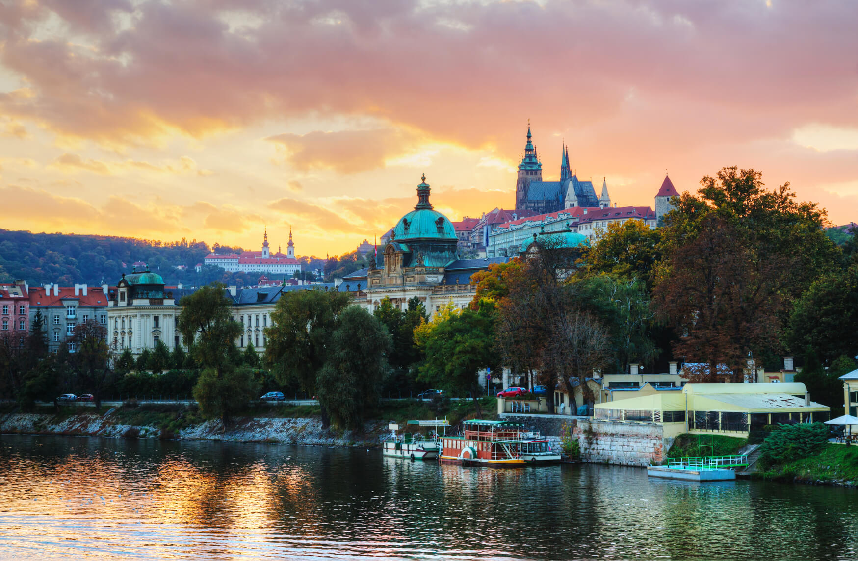 **EXPIRED** New York to Prague, Czech Republic for only $278 roundtrip (& vice versa for €271)