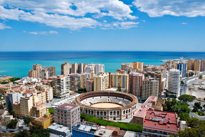 Miami to Malaga, Spain for only $364 roundtrip (Apr-Sep dates)