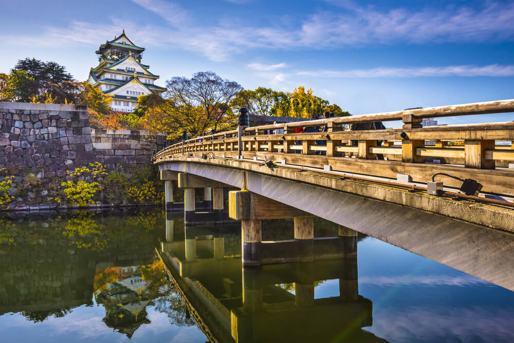Toronto, Canada to Osaka, Japan for only $594 CAD roundtrip (Oct-Mar dates)