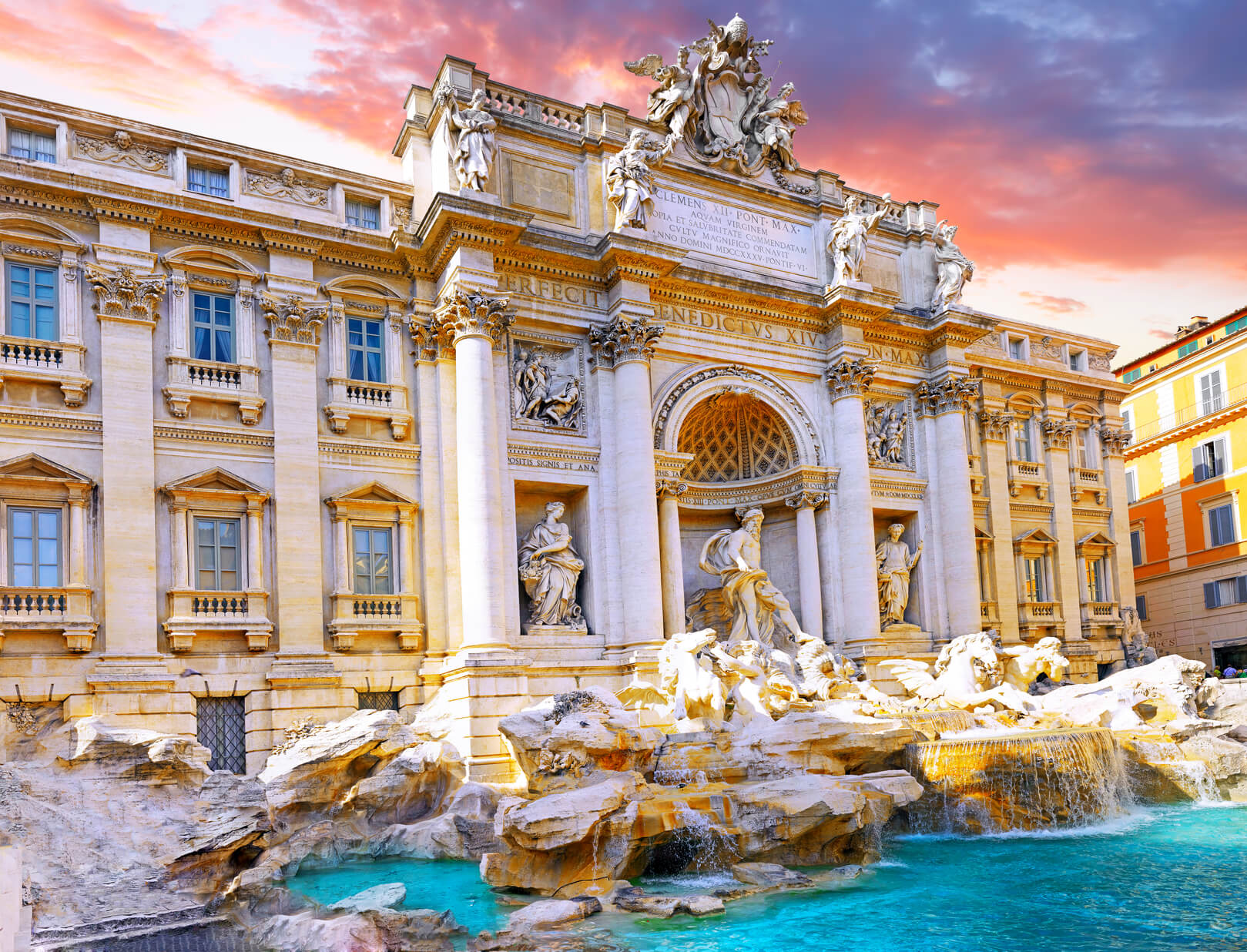 New York to Rome, Italy for only $311 roundtrip
