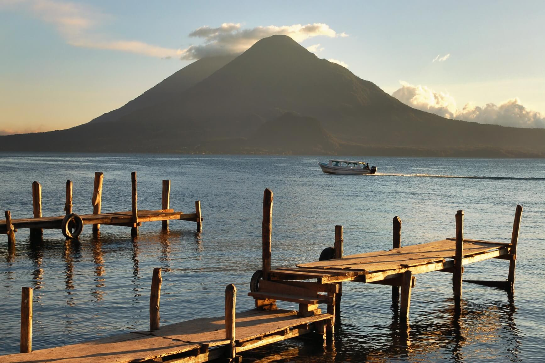 London, UK to Guatemala City, Guatemala for only £354 roundtrip