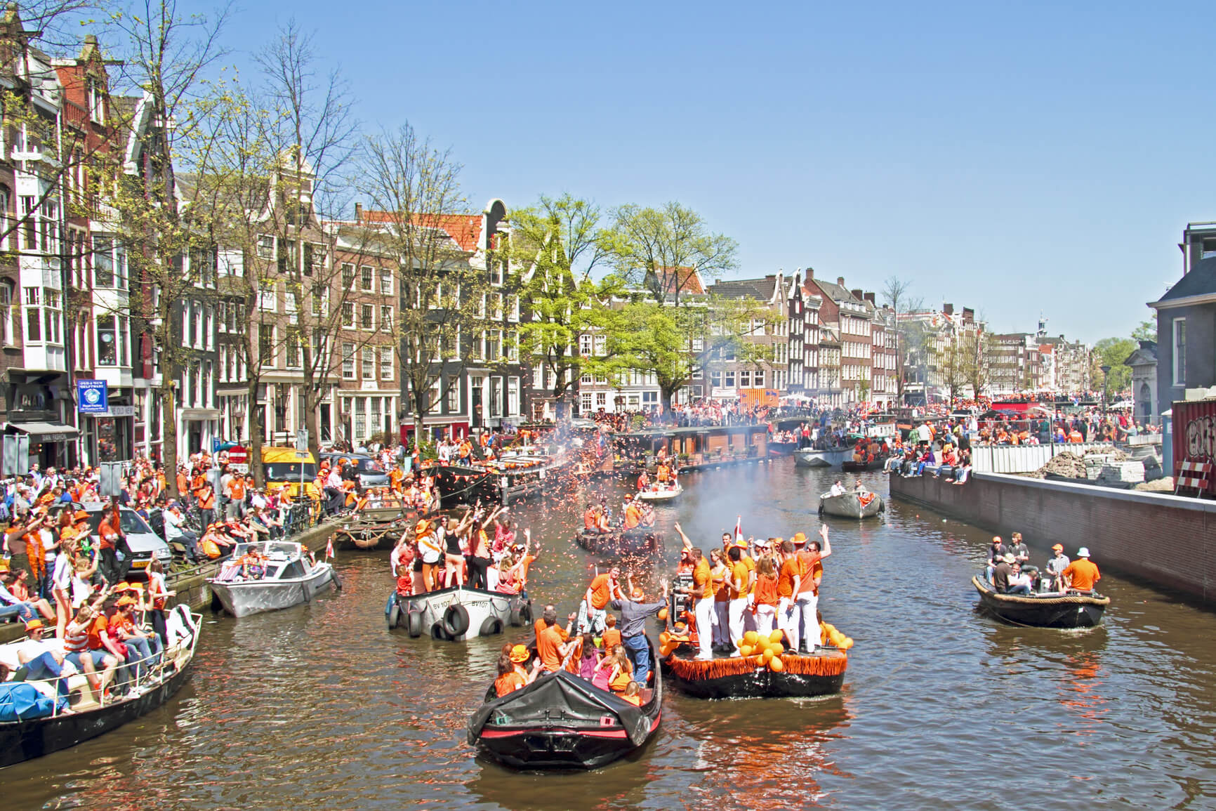 Santiago, Chile to Amsterdam, Netherlands for only $582 USD roundtrip