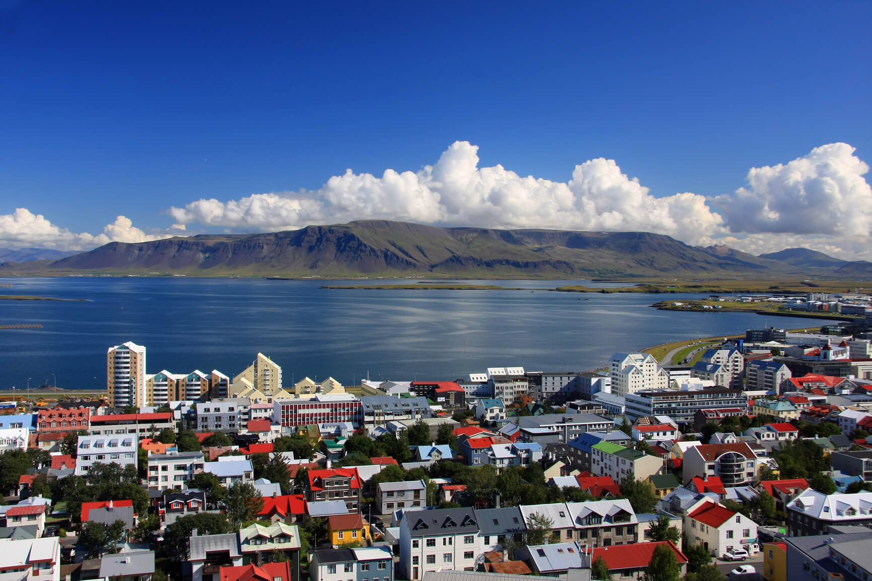 HOT!! Non-stop from Baltimore or Boston to Reykjavik, Iceland from only $193 roundtrip