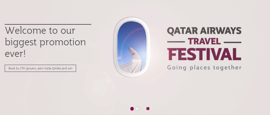 qatar travel festival