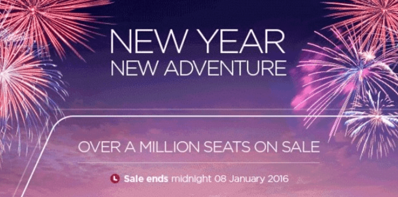 virgin australia new year sale 1