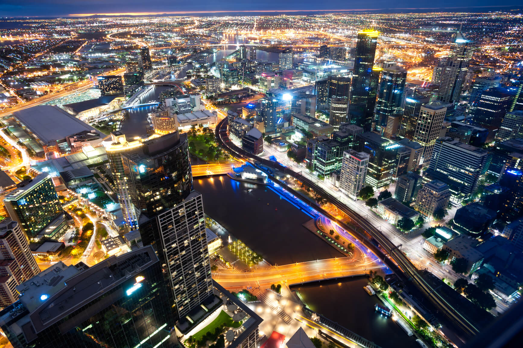 London, UK to Melbourne, Australia for only £486 roundtrip