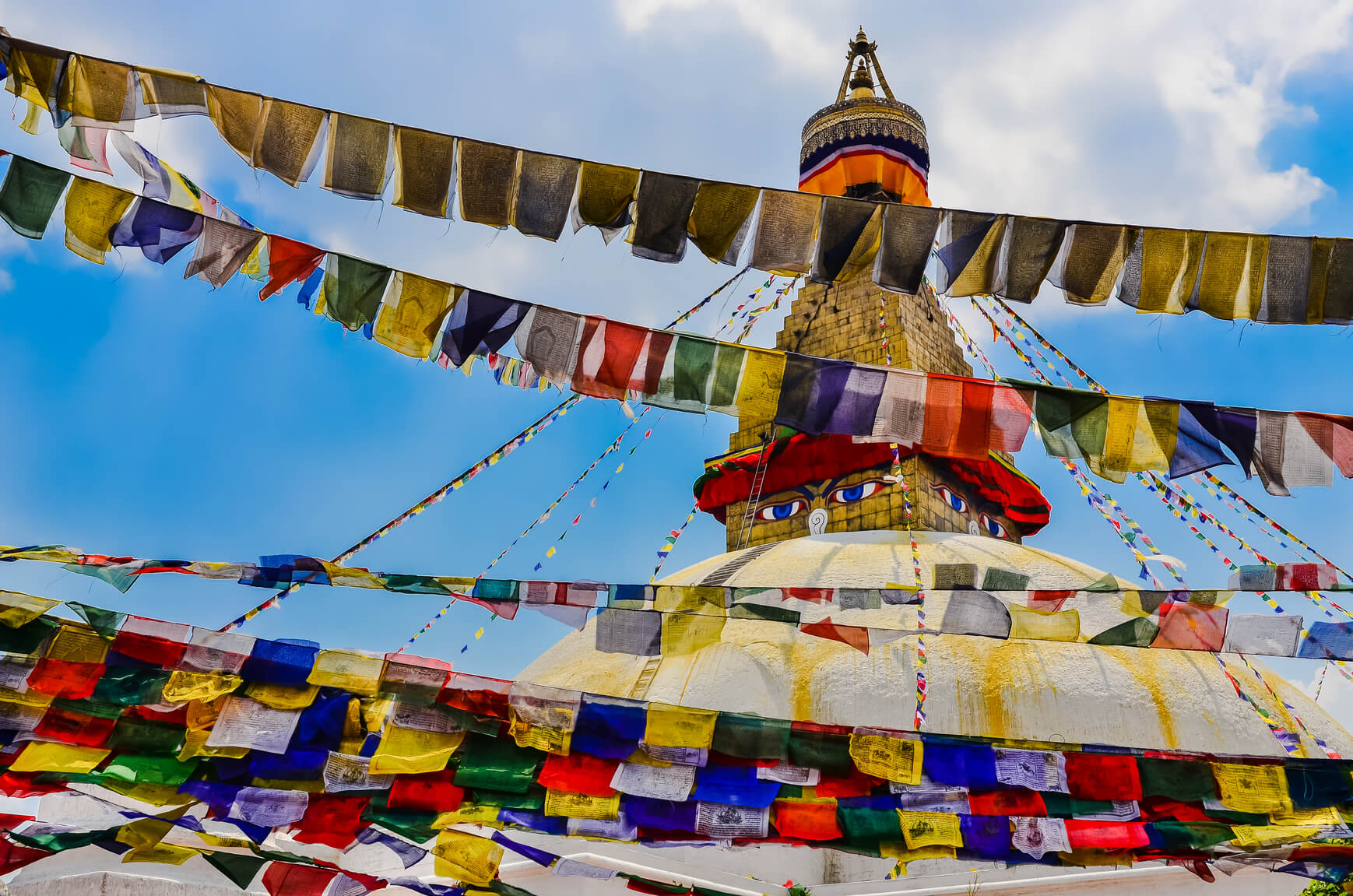 London, UK to Kathmandu, Nepal for only £358 roundtrip