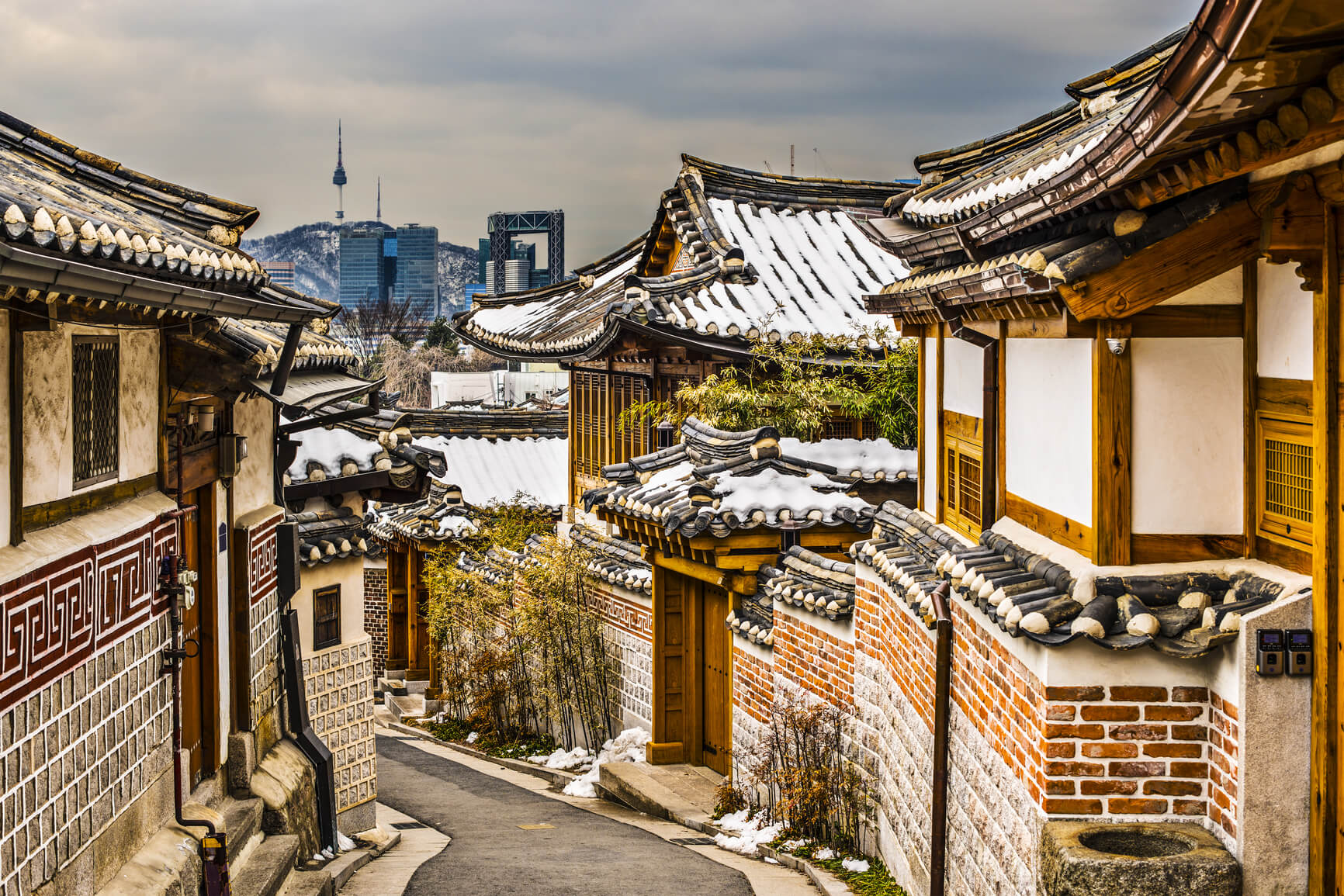 Non-stop from Budapest, Hungary to Seoul, South Korea for only €278 roundtrip