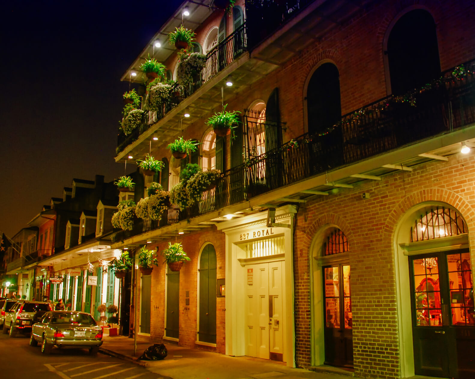 Non-stop from Washington DC to New Orleans (& vice versa) for only $116 roundtrip (Oct-Nov dates)