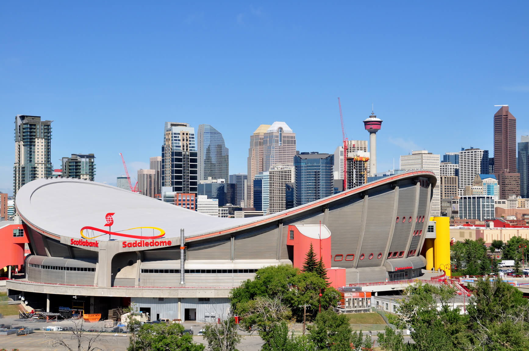 Charlotte, North Carolina to Calgary, Canada for only $246 roundtrip (Sep-Apr dates)