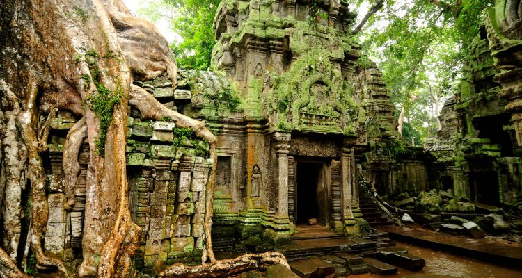 EXPIRED** Portland or Seattle to Phnom Penh, Cambodia from
