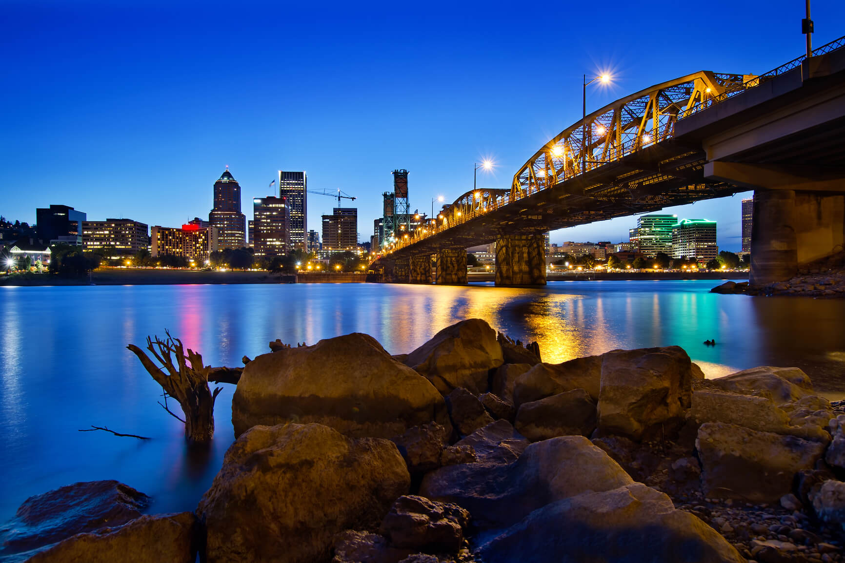 Charlotte, North Carolina to Portland (& vice versa) for only $220 roundtrip