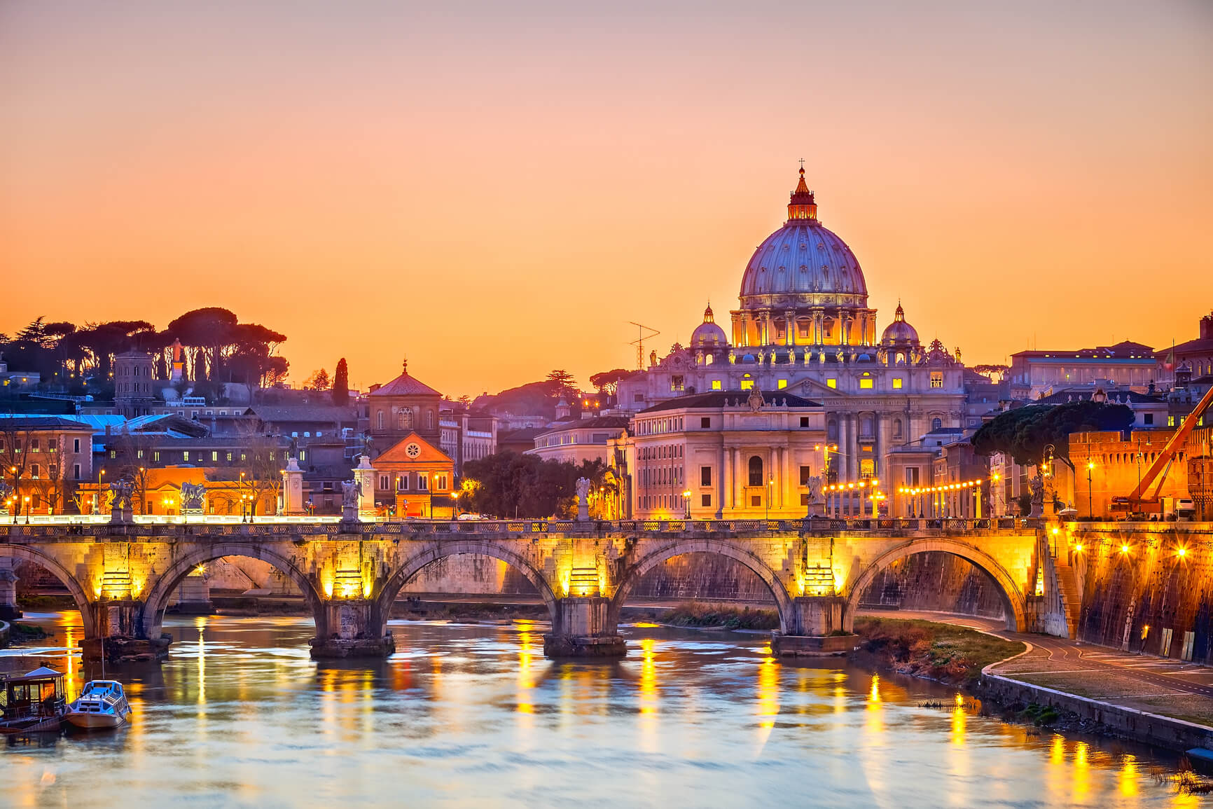 Toronto, Canada to Rome, Italy for only $510 CAD roundtrip (Sep-Apr dates)