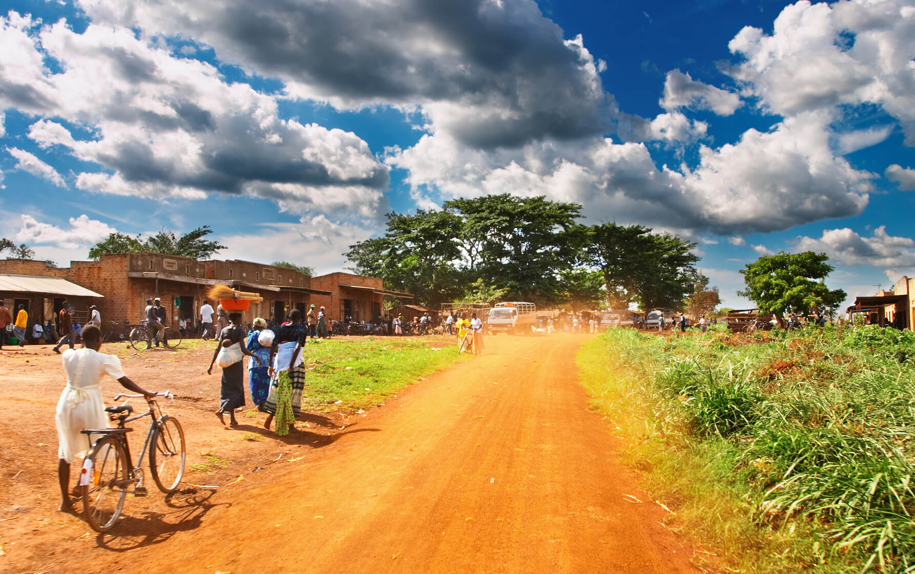 Houston, Texas to Entebbe, Uganda for only $588 roundtrip (Oct-May dates)