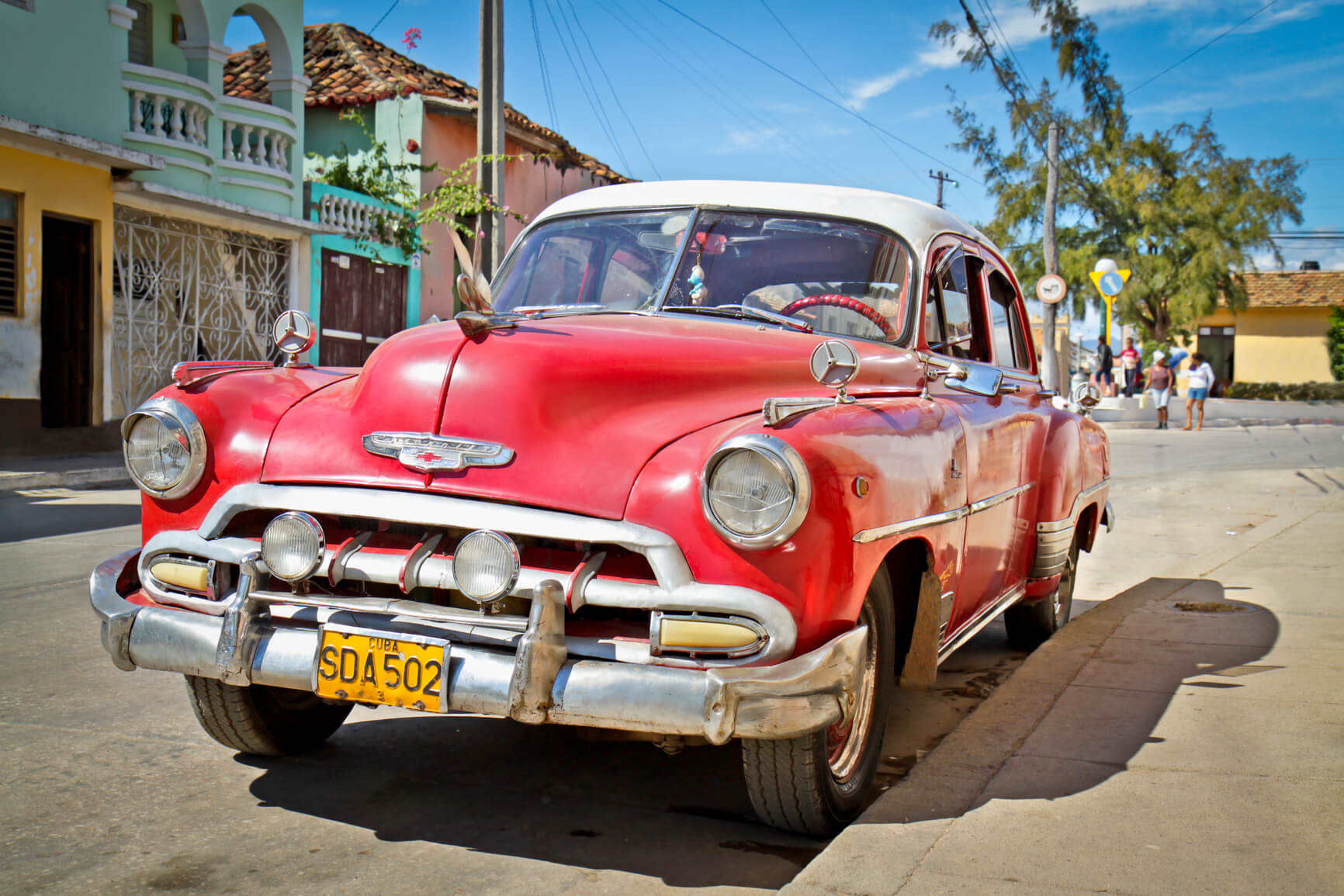 Washington DC to Havana, Cuba for only $297 roundtrip