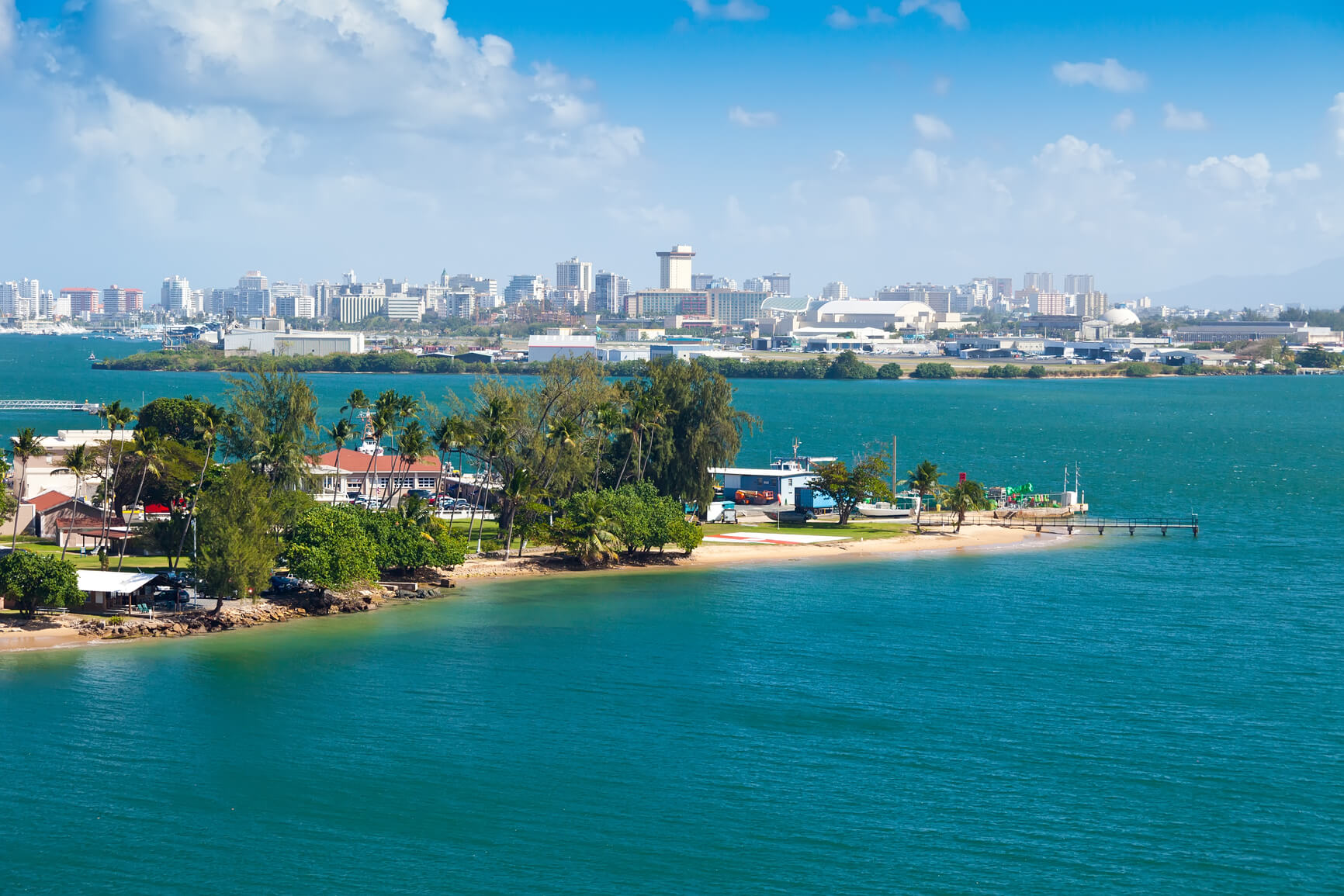 🚨 PRICE DROP 🚨 Non-stop from Washington DC to San Juan, Puerto Rico for only $156 roundtrip (Sep-Jan dates)