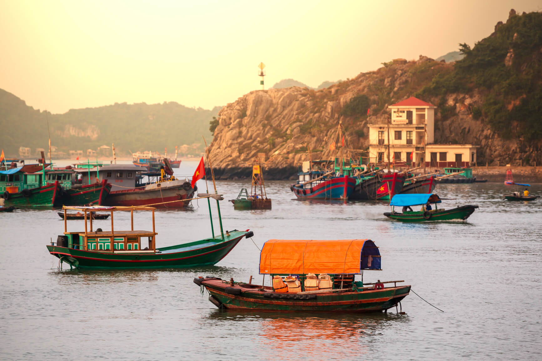 London, UK to Hanoi, Vietnam for only £307 roundtrip