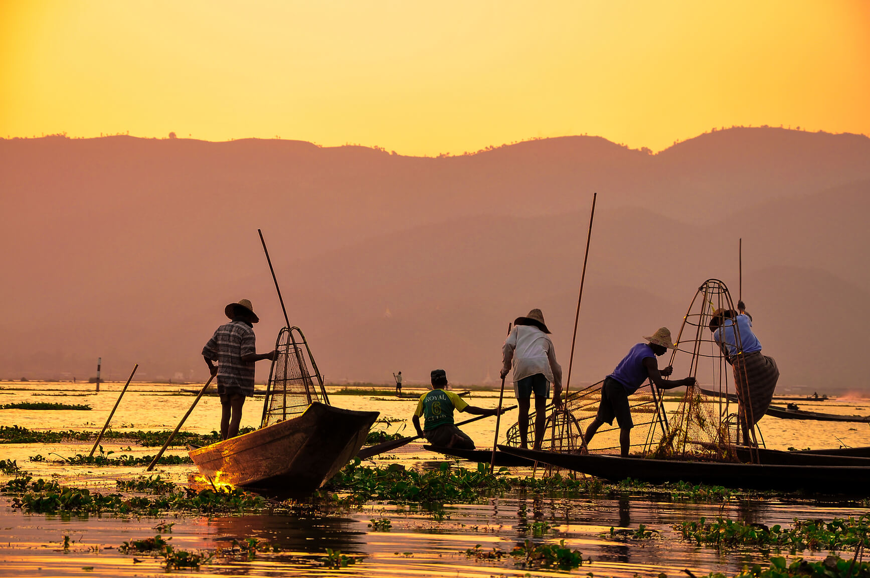 HOT!! New York to Myanmar for only $446 roundtrip