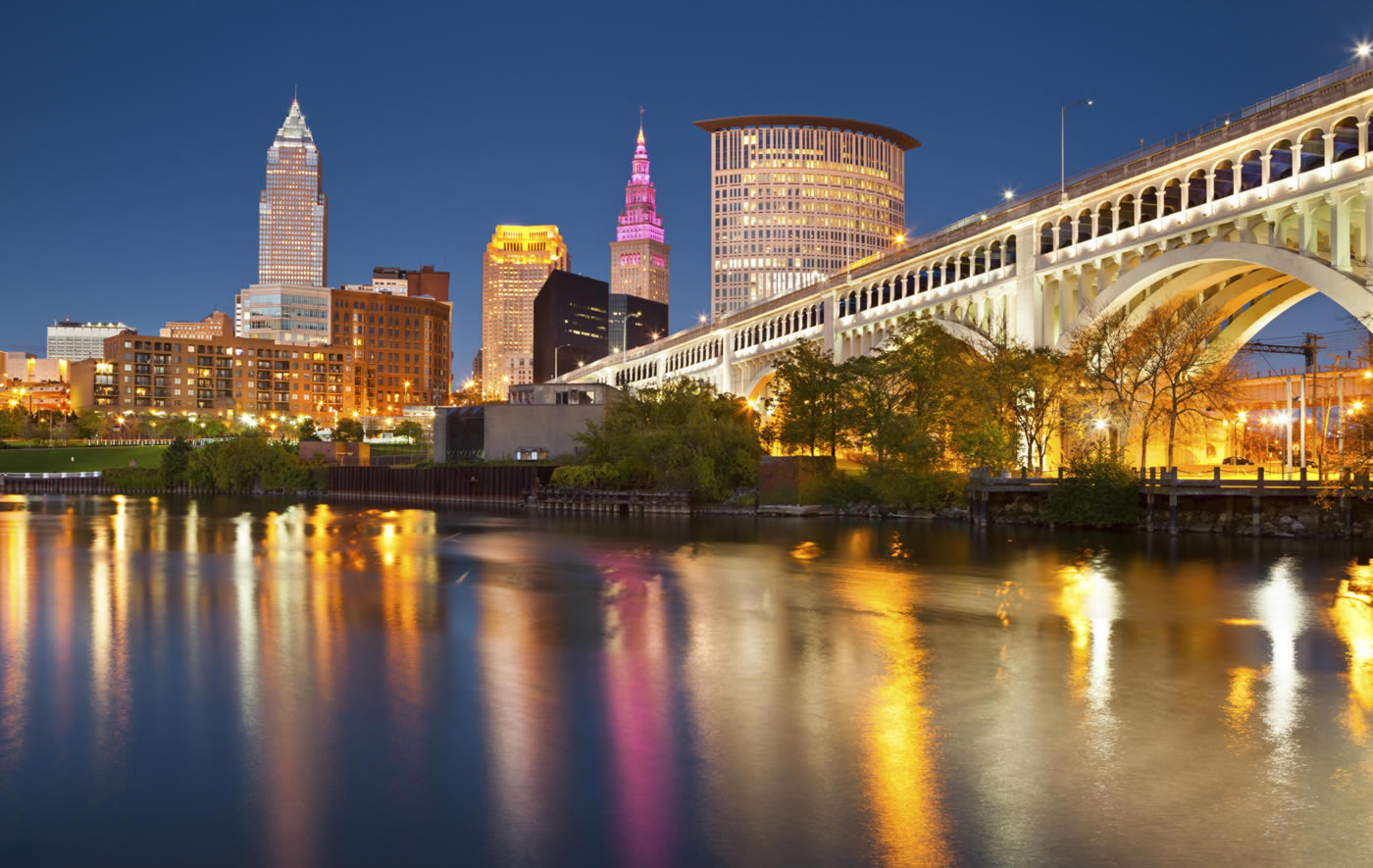 Seattle to Cleveland, Ohio (& vice versa) for only $173 roundtrip (Aug-Dec dates)
