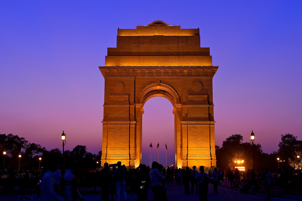 Prague, Czech Republic to Delhi, India for only €342 roundtrip (Jan-Mar dates)